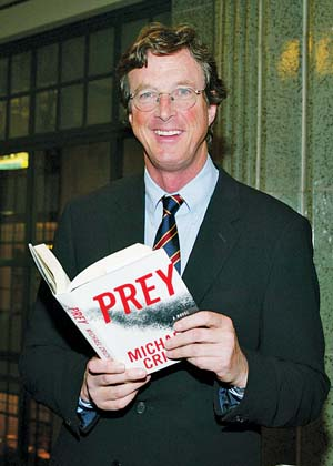 a biography of michael crichton Find bio, credits and filmography information for michael crichton on allmovie - not unlike john grisham, .