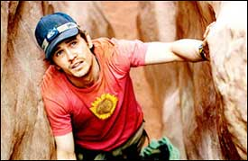 Franco in '127 Hours'