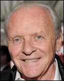 Anthony Hopkins on Jodie Foster in