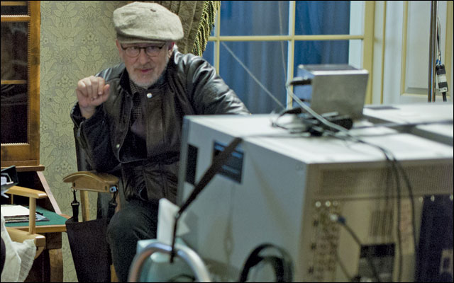 Spielberg: 'Lincoln' was a lesson in