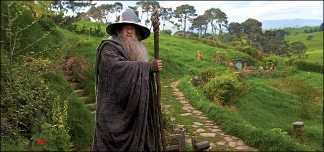 'The Hobbit: An Unexpected Journey' -