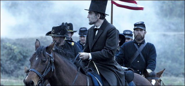 The sounds of cinema: 'Lincoln'
