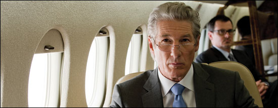 Richard Gere in 'Arbitrage'