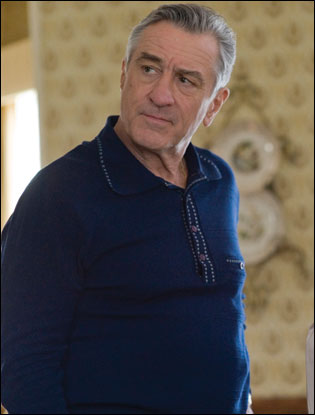 Robert De Niro in 'Silver Linings