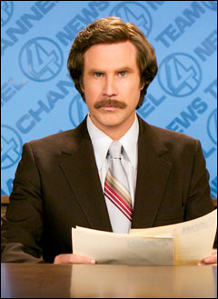Will Ferrell, Paramount planning 'ANCHORMAN 2' - Entertainment ...