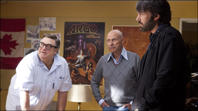 'Argo' action relied on Variety ad,