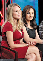 Jewel and Kara DioGuardi