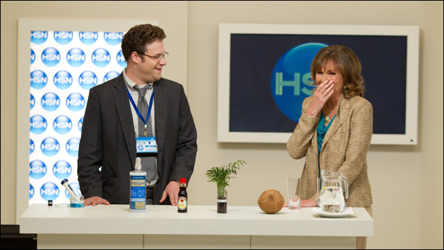 HSN helps hype 'Guilt Trip'