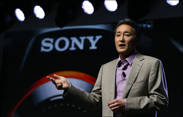 CES: Sony pushes for 4K industry