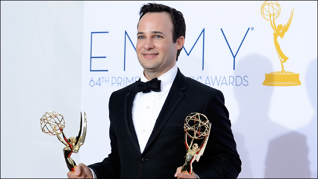 Danny Strong to write 'Hunger Games'