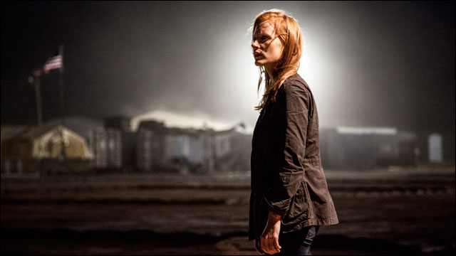 'Zero Dark Thirty' named best film
