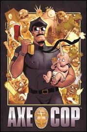 'Axe Cop'
