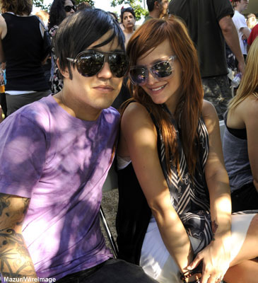 pete wentz and ashlee simpson. PreviousNext. Fall Out Boy#39;s