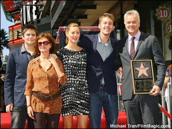 Tim Robbins - Walk of Fame - Photo Gallery - Variety - photos ...