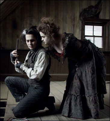 helena bonham carter and johnny depp. PreviousNext. Johnny Depp as